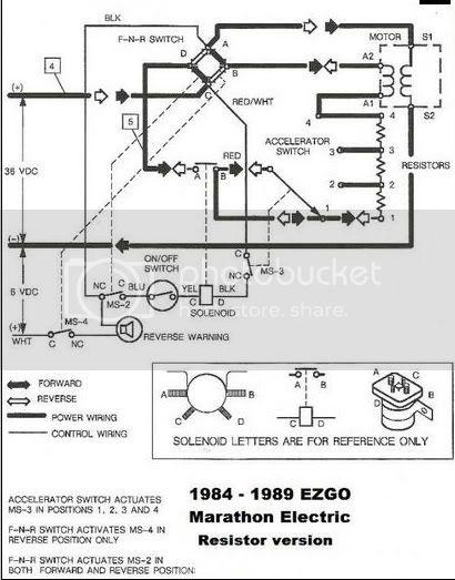 1987 Marathon Solenoid And Switch