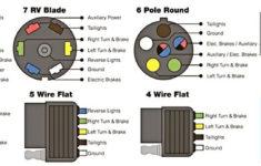 4 Way Flat Wiring Diagram