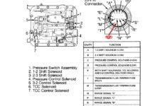 4l60e Transmission Schematic