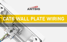How To Wire Cat6 Wall Plate