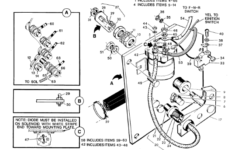 Golf Cart Wiring Diagrams And Parts List