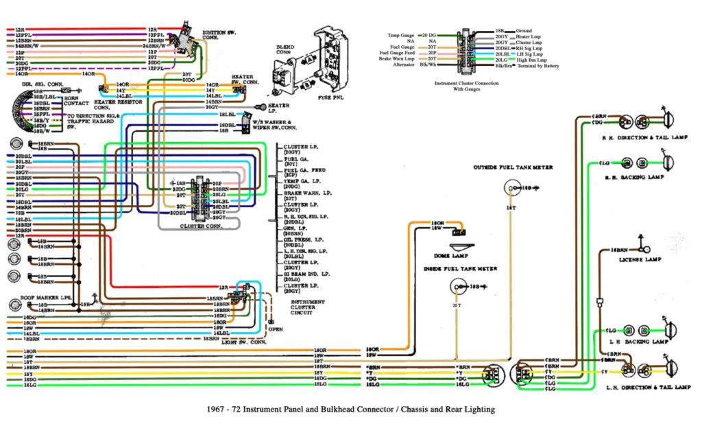 Chevy Trailer Plug Wiring Diagram Trailer Wiring Diagram