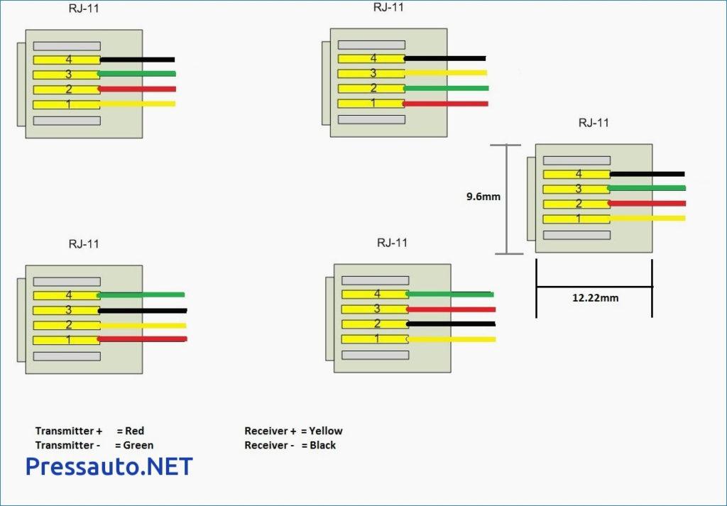 Convert Rj11 To Rj45 Wiring Diagram Free Wiring Diagram