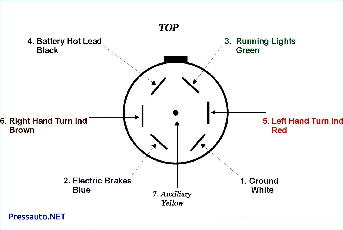 Dodge 7 Way Trailer Plug Wiring Diagram Trailer Wiring