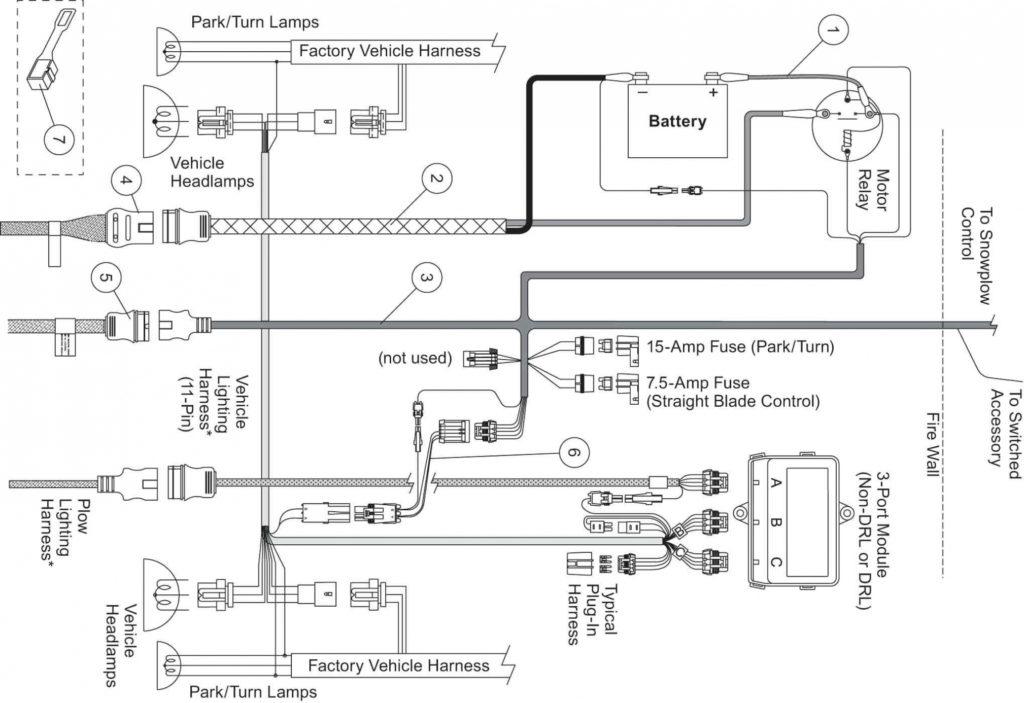 Fisher Plow Wiring Diagram Minute Mount 2 UNTPIKAPPS