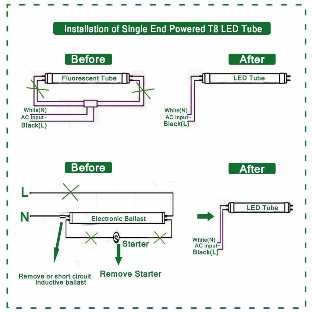 Fluorescent Ballast Wiring Schematic Free Wiring Diagram