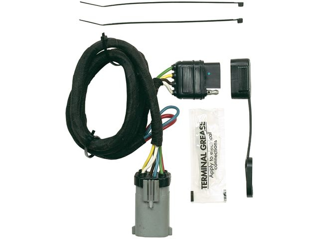 For 2002 2004 Ford F250 Super Duty Trailer Wiring Harness