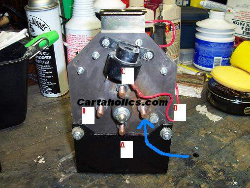 Forward And Reverse Switch Heavy Duty Replacement