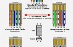 Cat 6 568b Wiring Diagram