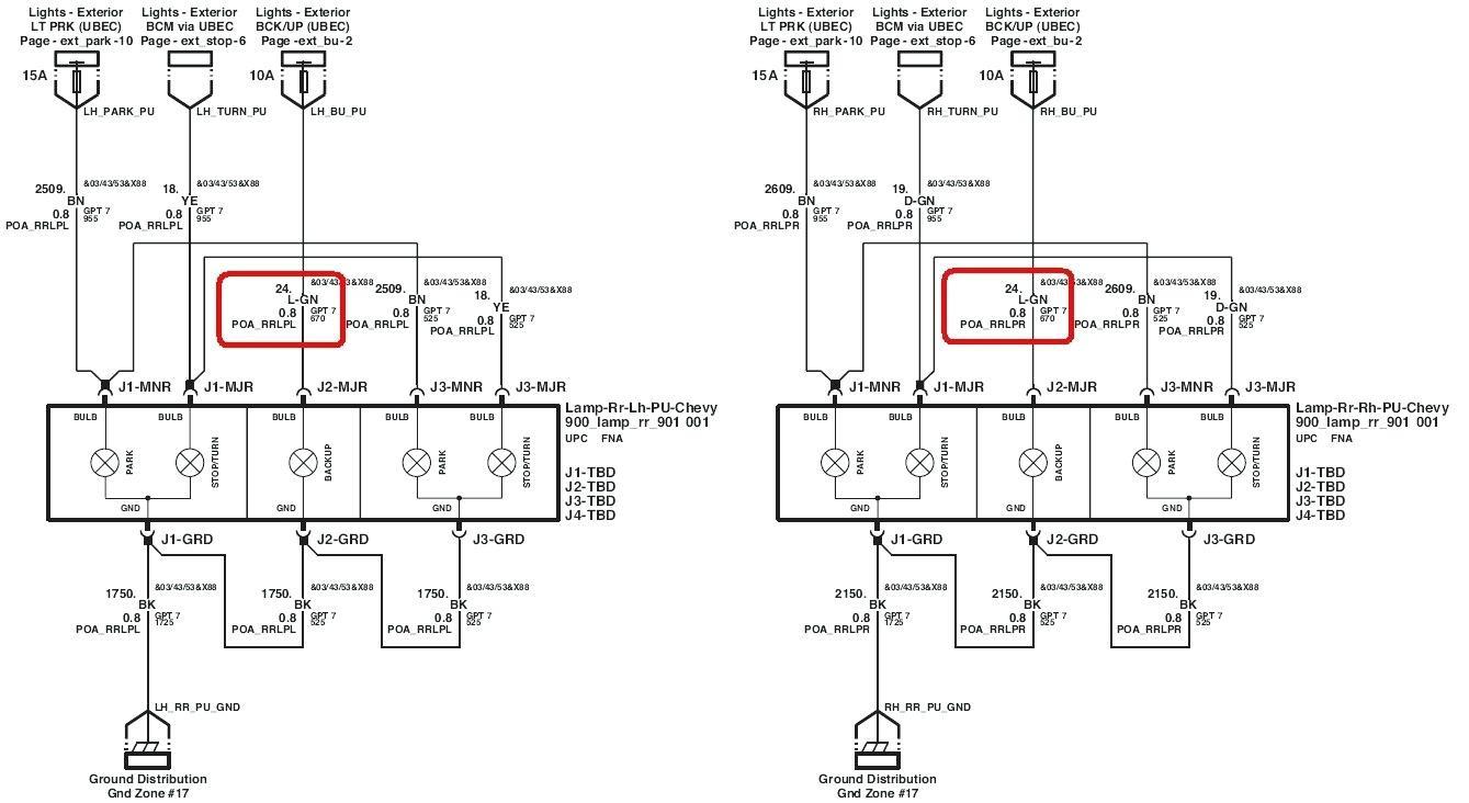 Gmc Sierra Trailer Wiring Diagram Trailer Wiring Diagram