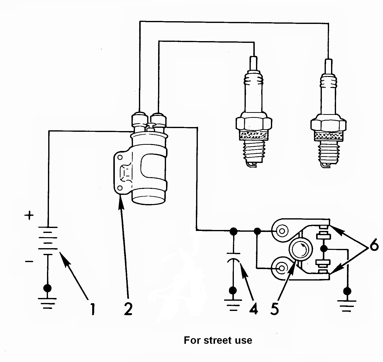 Harley Davidson Coil Wiring Diagram Wiring Diagram