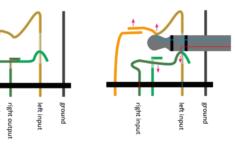 Wiring Headphone Jack