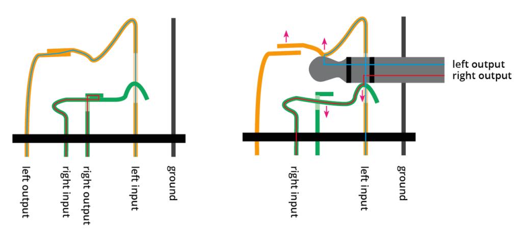 Headphone Jack Wiring Diagram Headphone Diagram Jack Audio