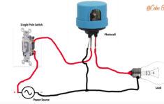 Wiring Diagram For Photocell Sensor