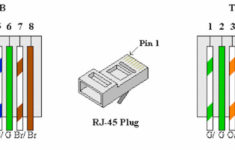 Cat6 Plug Wiring Diagram
