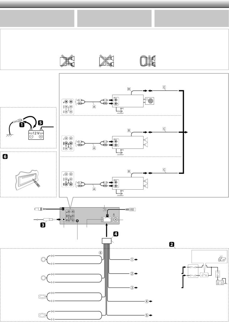 Jvc Car Wiring Diagram