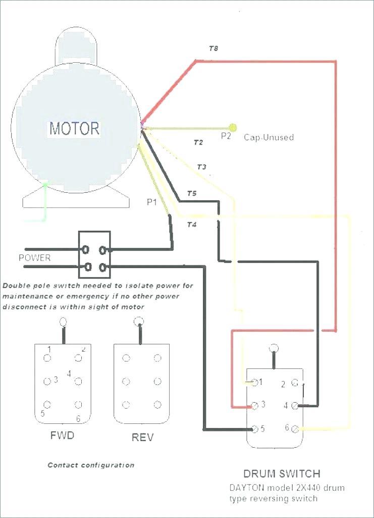 Leeson 5 Hp Motor Single Phase Wiring Diagram Wiring