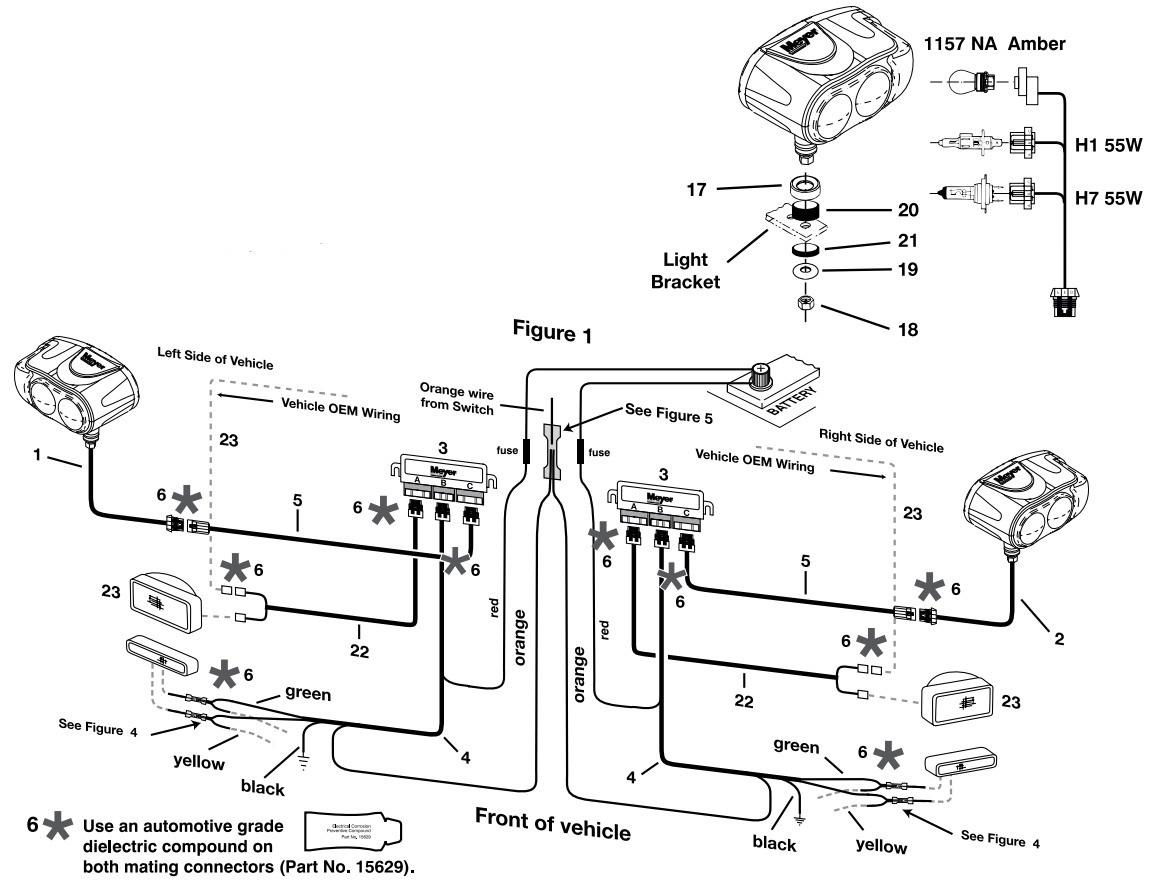 Meyers Snow Plow Wiring Diagram E47 Wiring Diagram