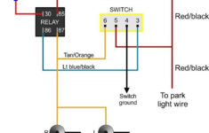 Heater 5 Pin Switch Wiring Diagram
