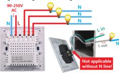 Sonoff Wiring Diagrams