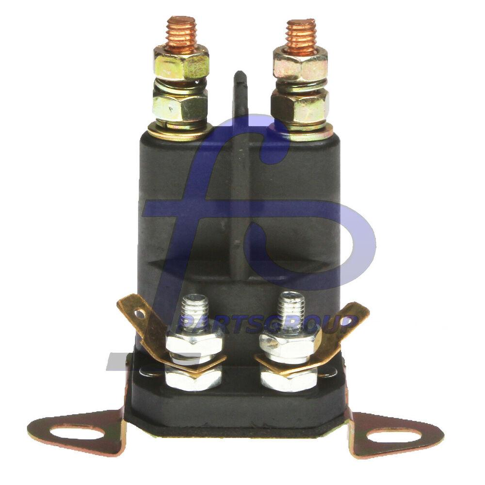 Starter Solenoid 14222 For Craftsman LT2000 YS4500 20 HP