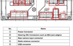 Toyota Radio 86120-0c181 Wiring Diagram