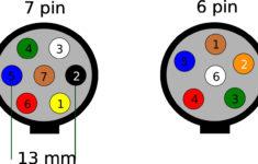 7 Pin Trailer Plug Wiring