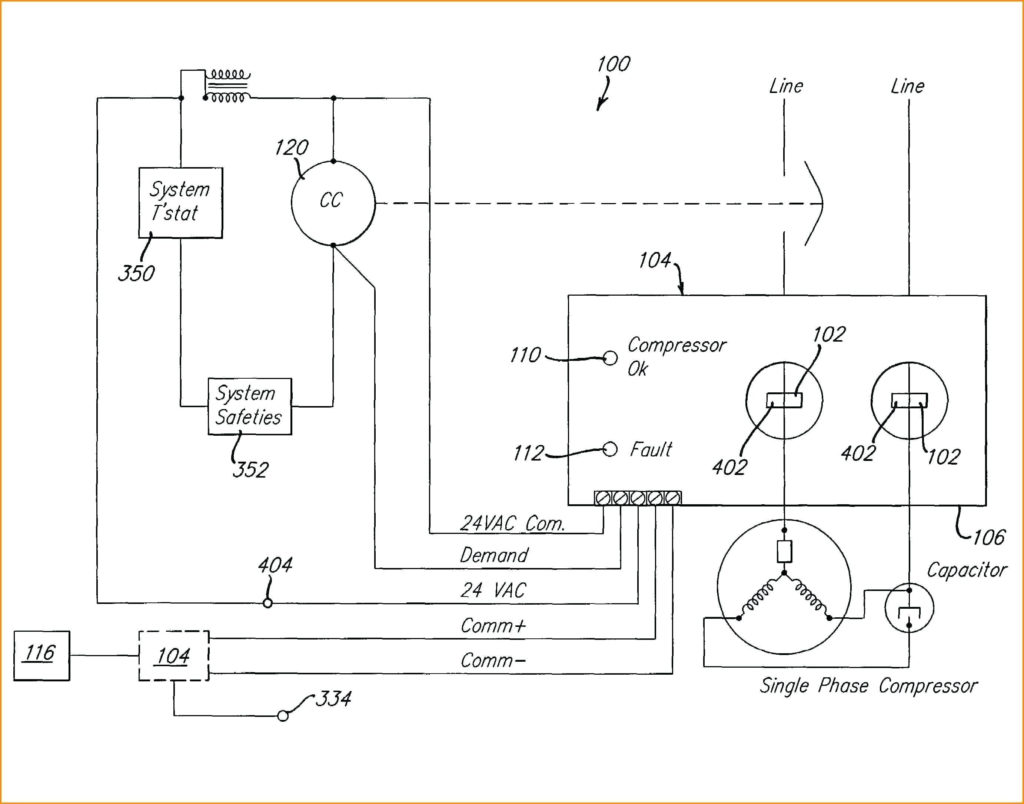 Unique 3 Phase Air Compressor Pressure Switch Wiring