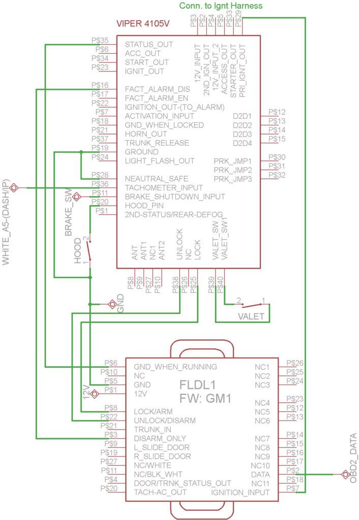 Viper 5706V Wiring Diagram Wiring Diagram