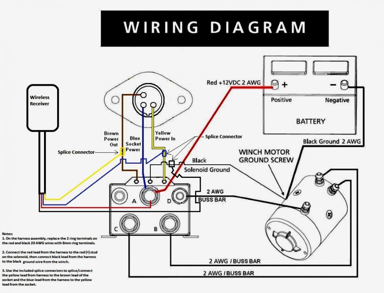 Warn Winch Wiring Diagram Wiring Diagram