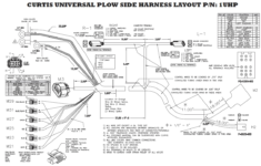 Western V Plow Wiring Diagram