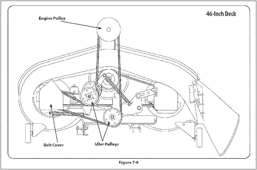 Wiring Diagram For Bolens Riding Mower Diagram