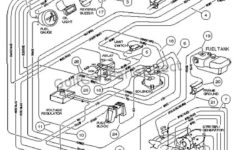1999 Club Car Carryall 2 Gas Wire Diagram