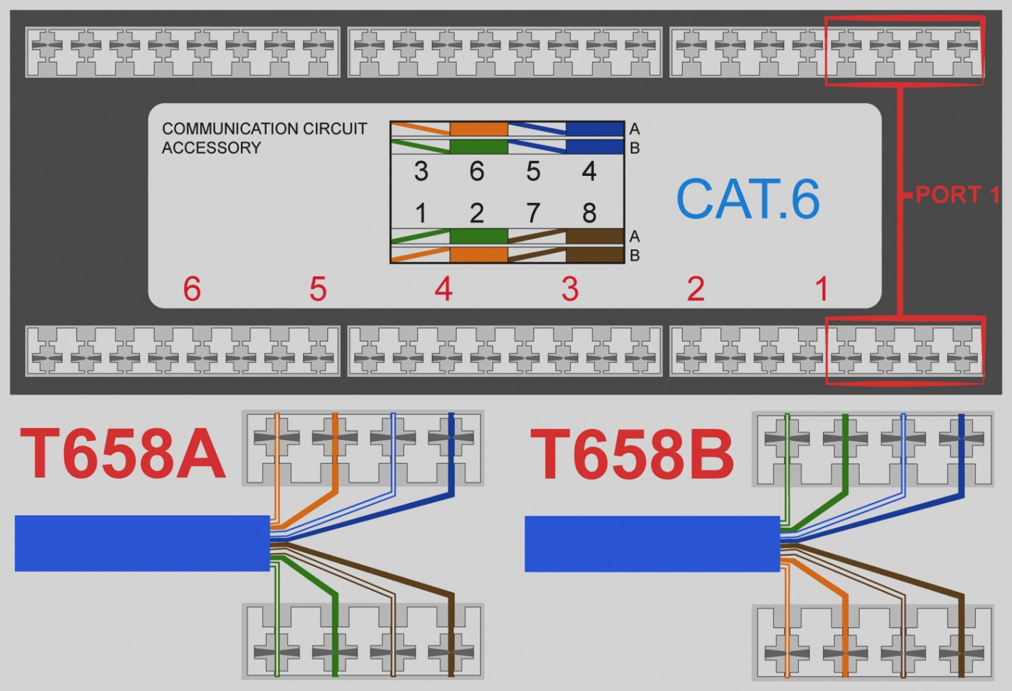Cat5 Wall Plate Wiring Diagram Free Wiring Diagram